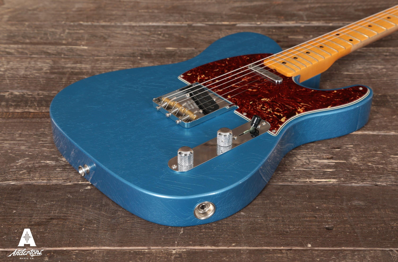 closet relic guitar