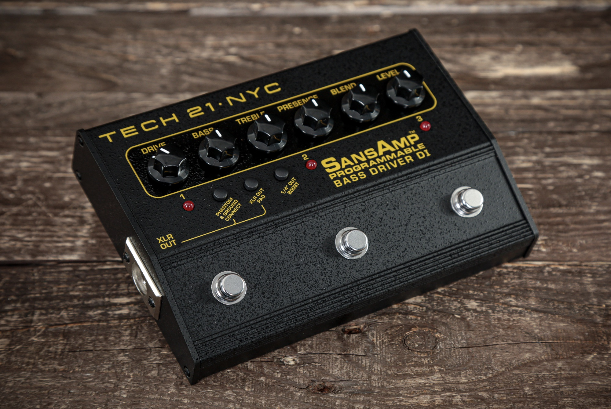 Advantages of Bass Preamp Pedals