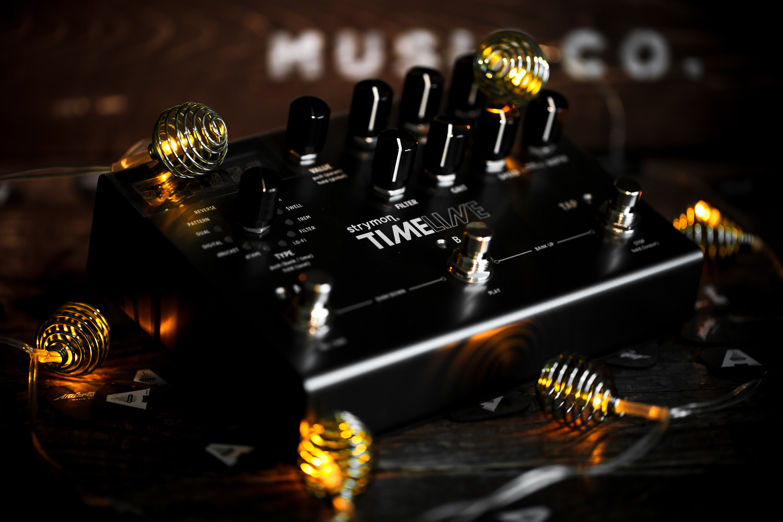 strymon boutique guitar pedal