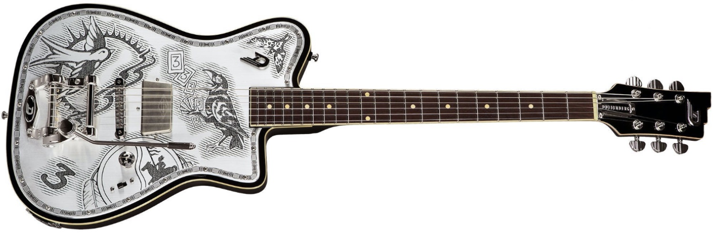 Duesenberg Johnny Depp Alliance Signature Guitar