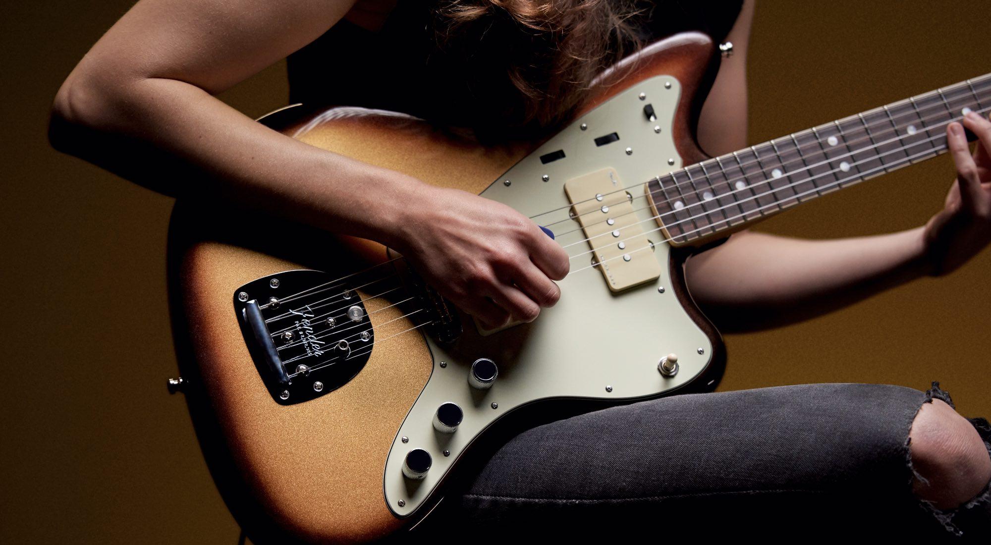Fender American Ultra Series Guitars Construction