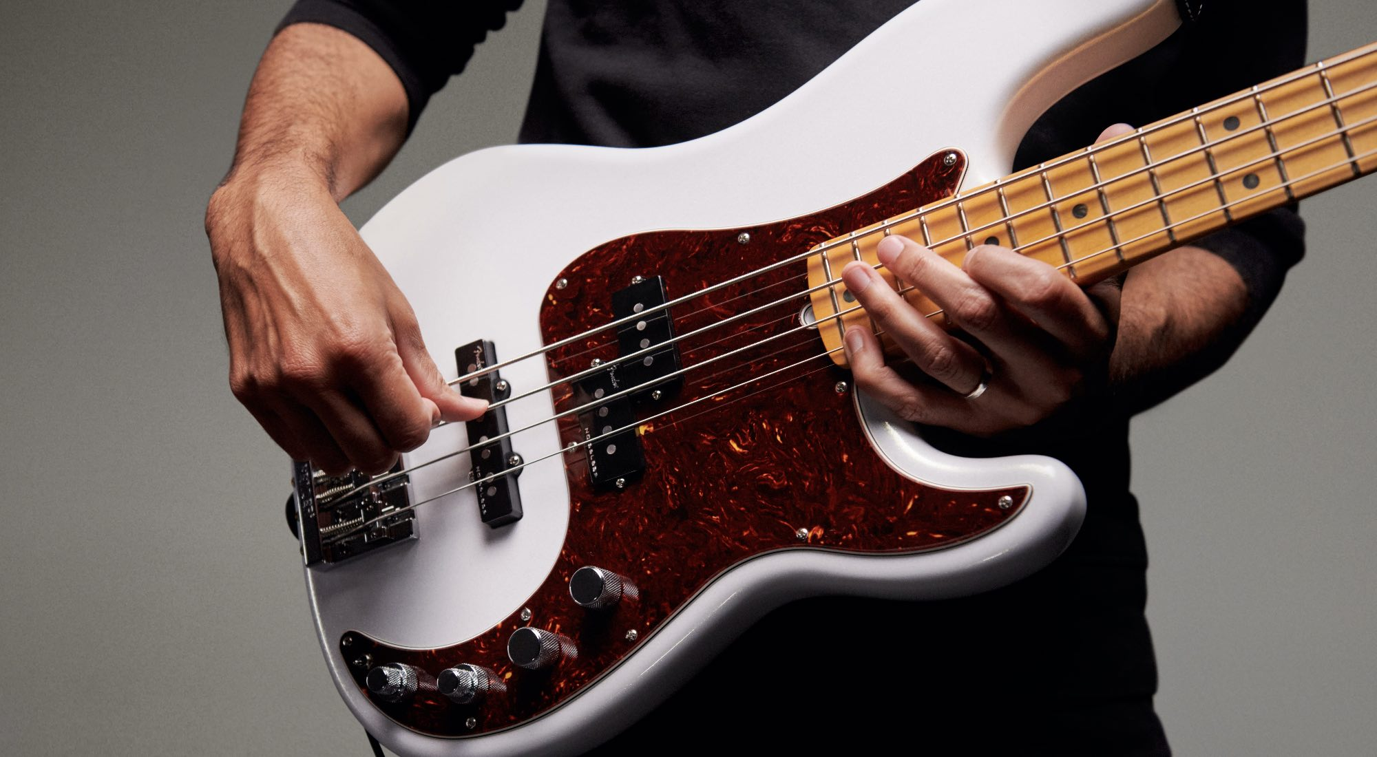 Fender American Ultra Series Guitars Fingerboards