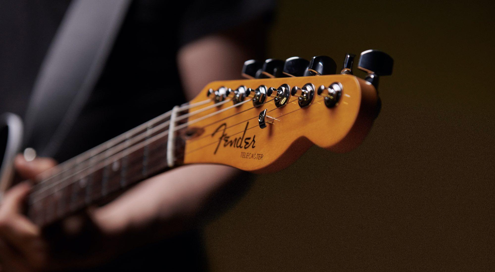 Fender American Ultra Series Guitars Hardware
