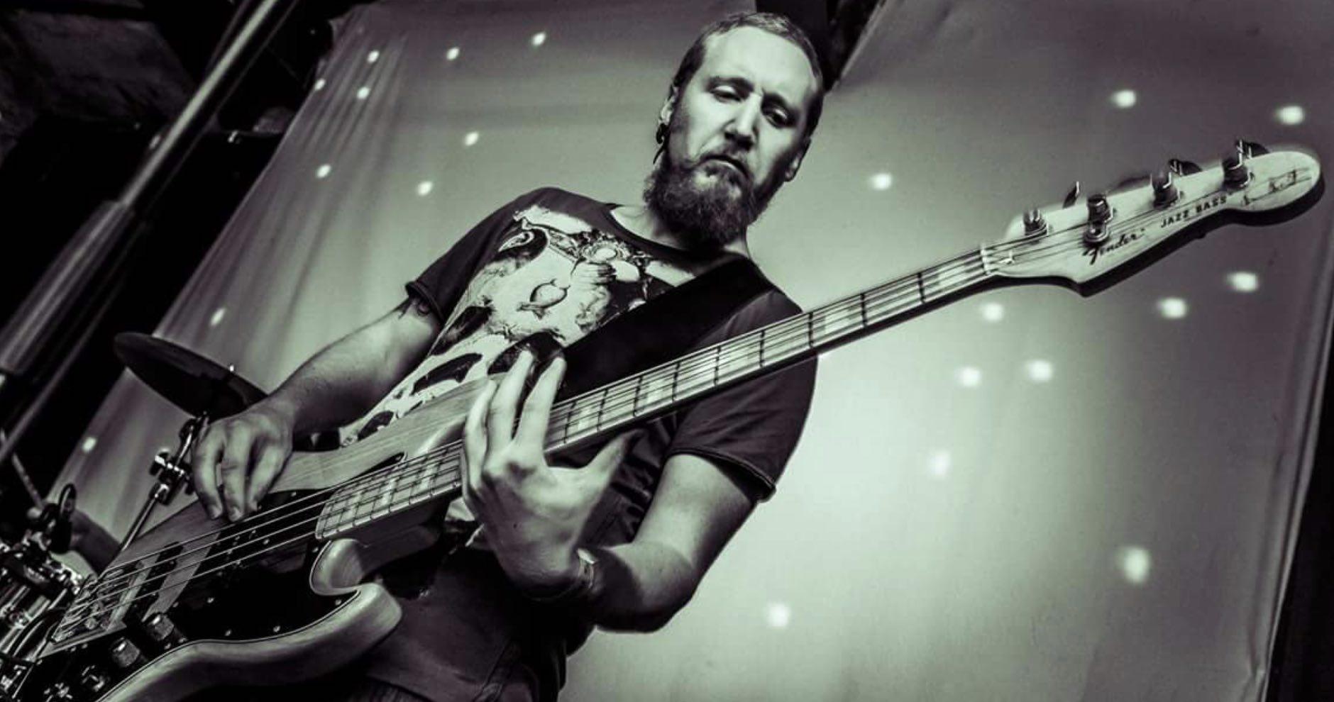 James Pearce Fender Marcus Miller Jazz Bass