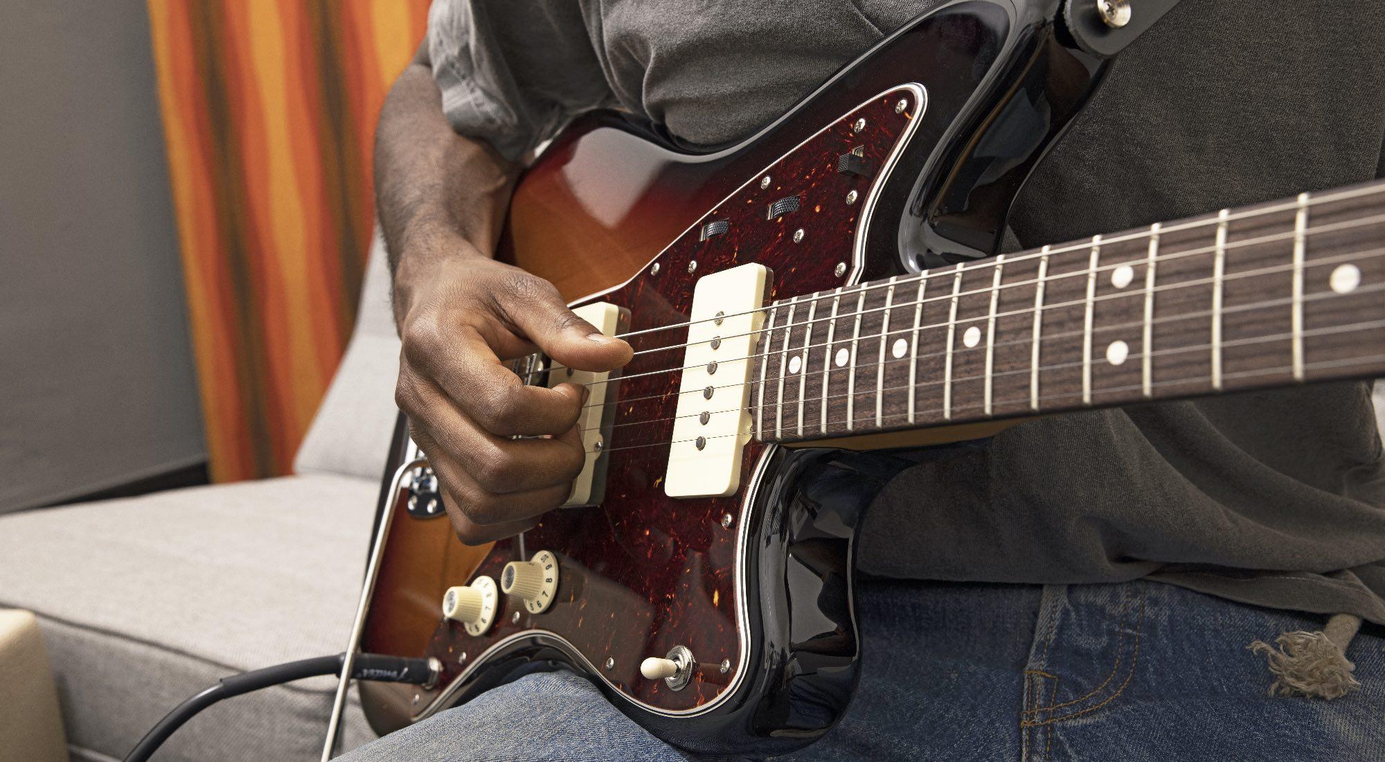 Fender American Professional II Construction