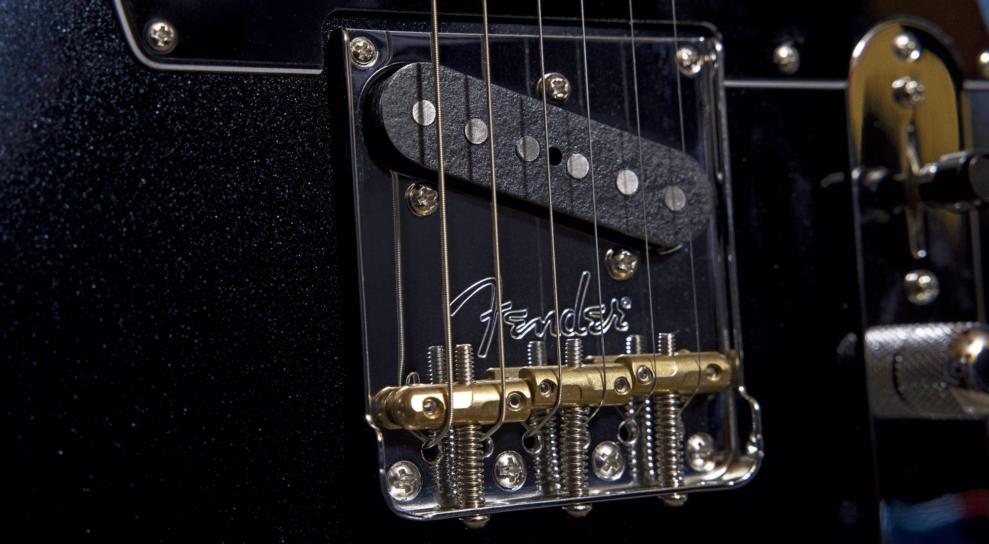Fender American Professional II Hardware