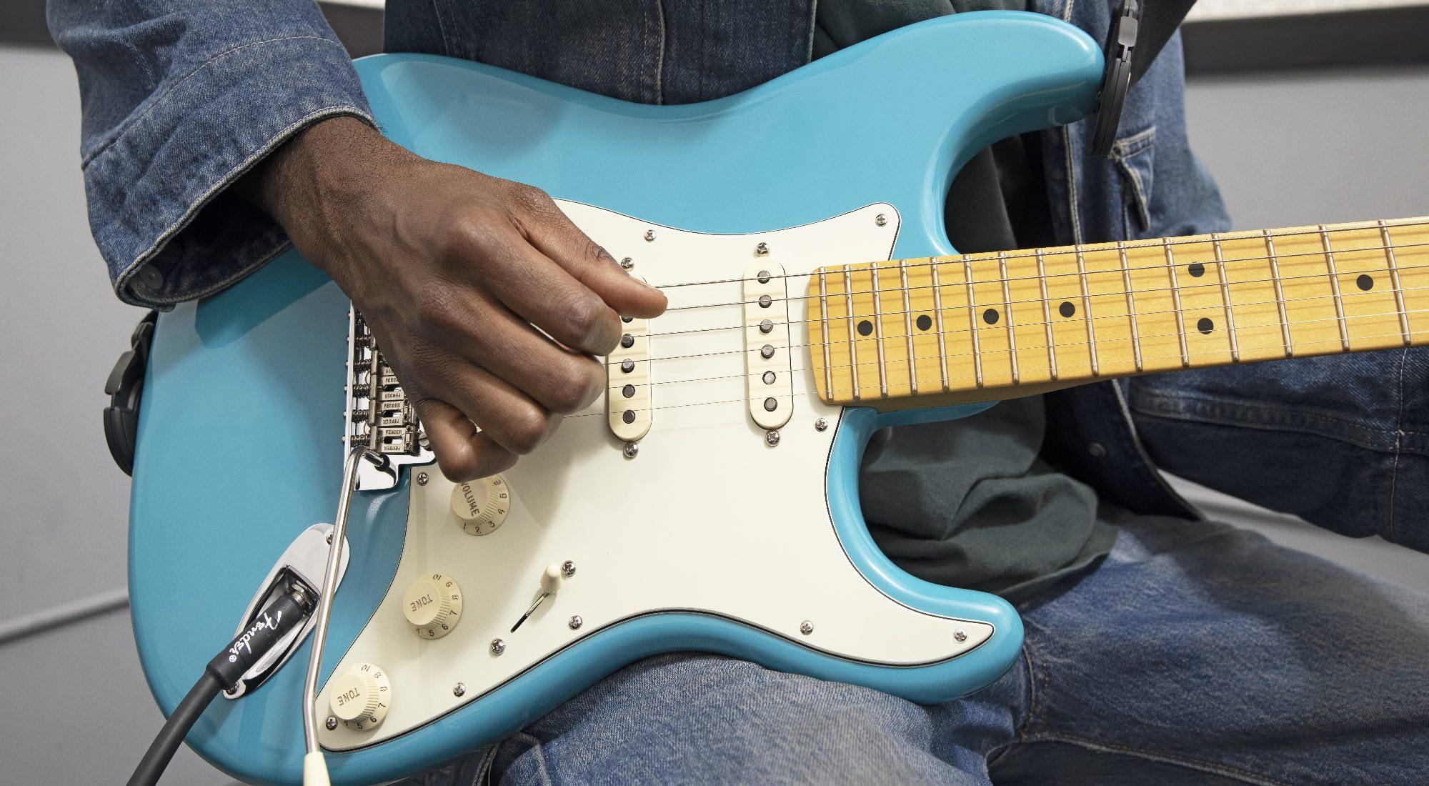 Fender American Professional II V-Mod II Pickups