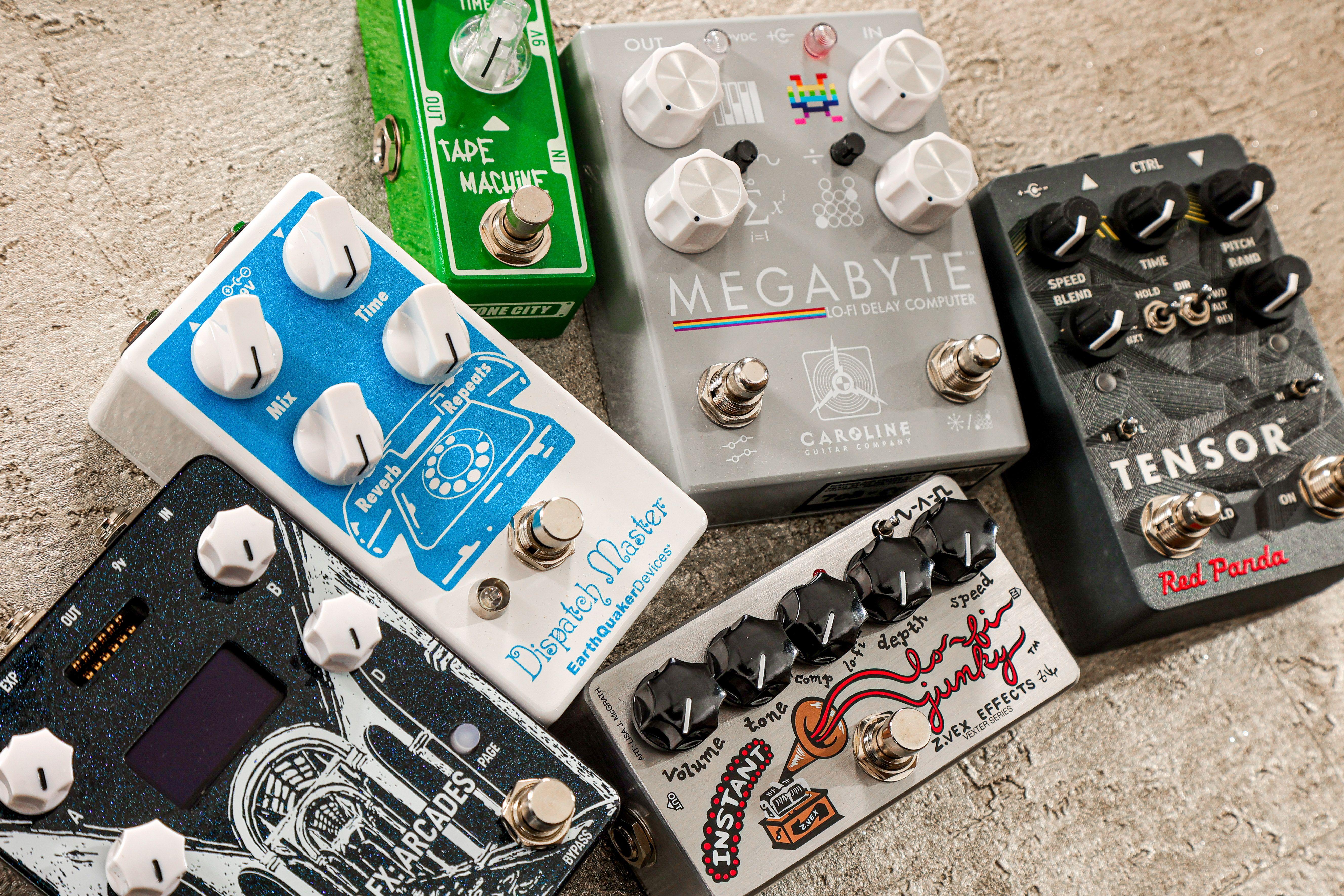 lofi guitar pedals