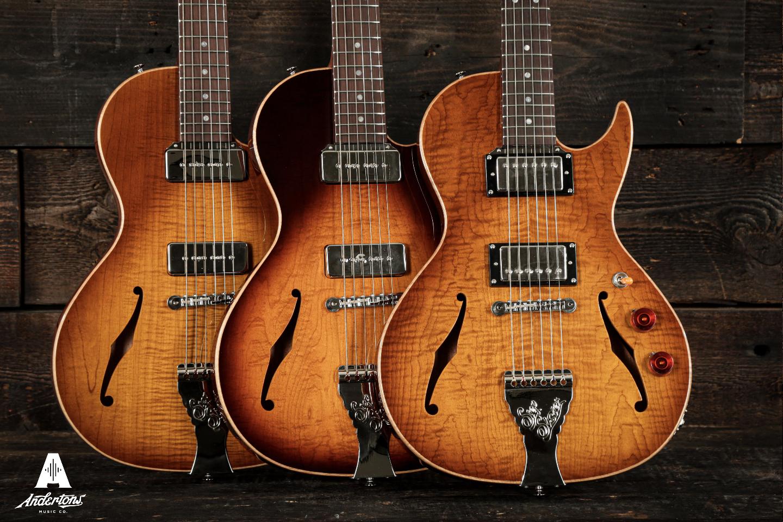 B&G - Weird & Wonderful Guitars