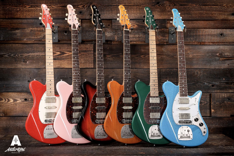 Oopegg - Weird & Wonderful Guitars