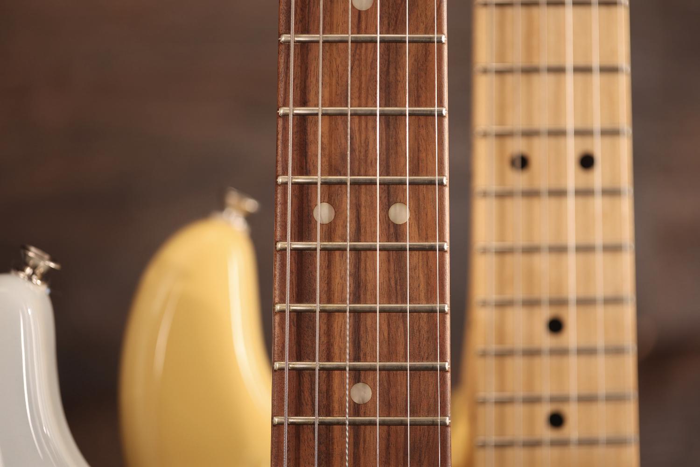 Fender Player Plus vs Player Series Fingerboard