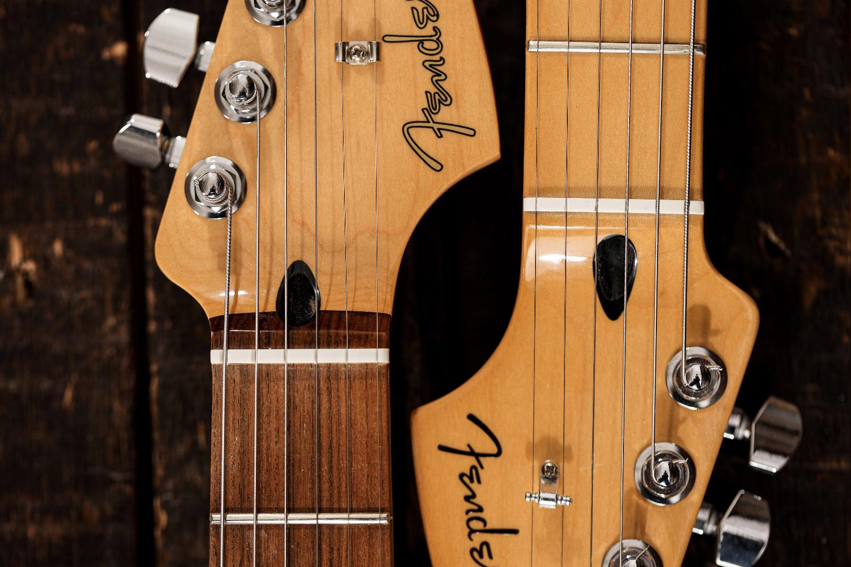 Fender Player Plus vs Player Series Nut Width