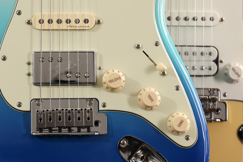 Fender Player Plus vs Player Series String Saddles